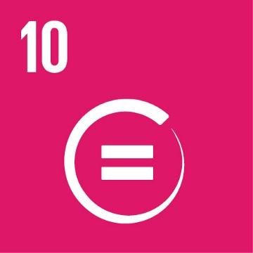 SDG 10 – Ongelijkheid verminderen